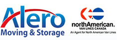 Alero Moving & Storage