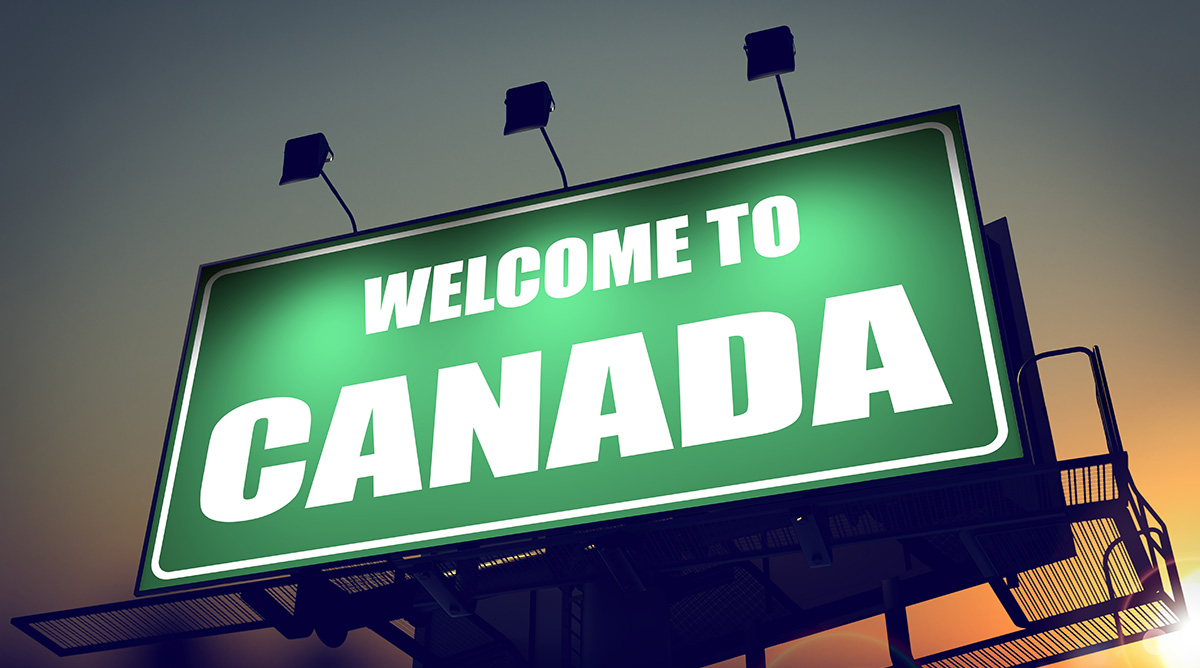 Moving from the United States to Canada