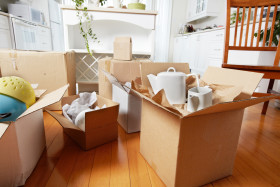 Easy DIY Packing for Your Move